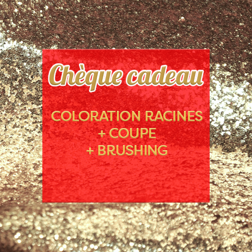 coloration racines coupe brushing cheque cadeau new look hair salon de coiffure