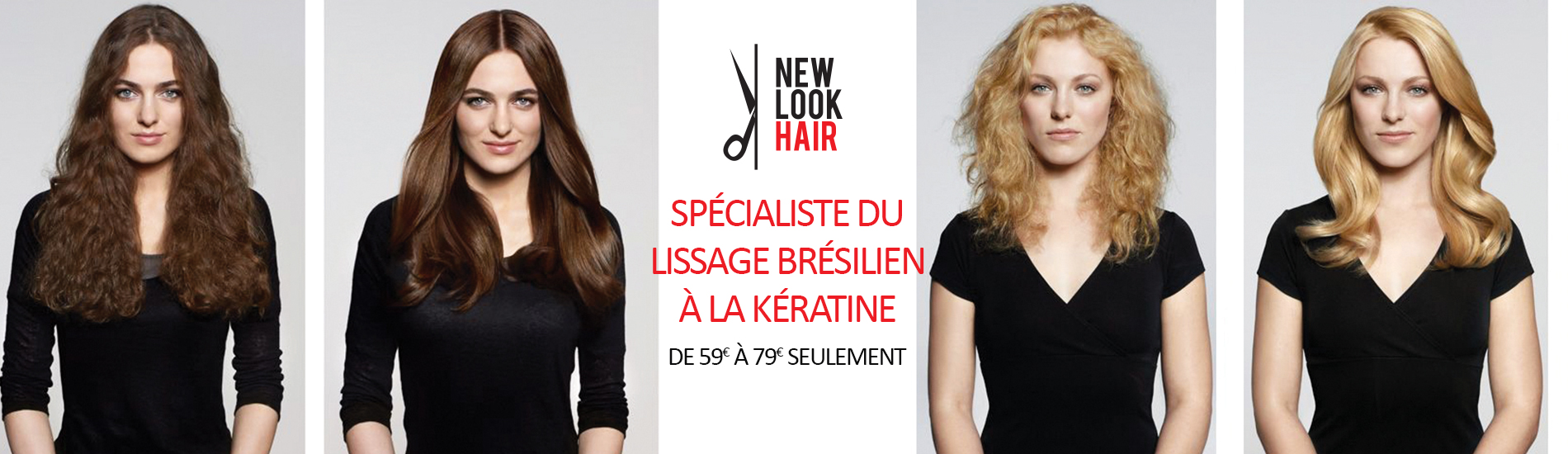 new look hair salon de coiffure lissage brésilien creteil