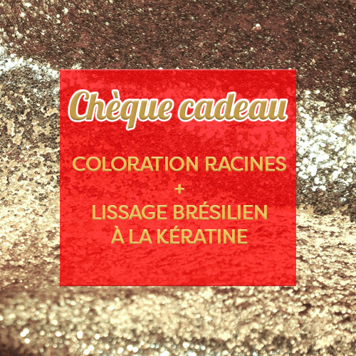 coloration racine lissage bresilien à la kératine salon de coiffure new look hair creteil